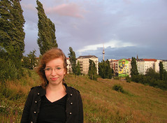 Me in Mauerpark