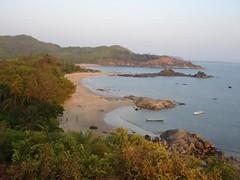 Beach overview (SWASWARA YOGA) Tags: offerings swaswara