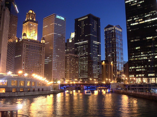 architectural tours of chicago