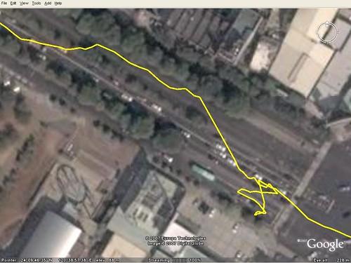 GPS飄移