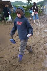 biggy-smalls (redmingum) Tags: camping music holiday festival walking mud 2007 bigmusicforsmallnations smallnations biggysmalls