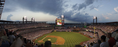 Citizens Bank Park by dameetch.