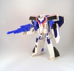 Transformers Astrotrain - modo robot (Classic)