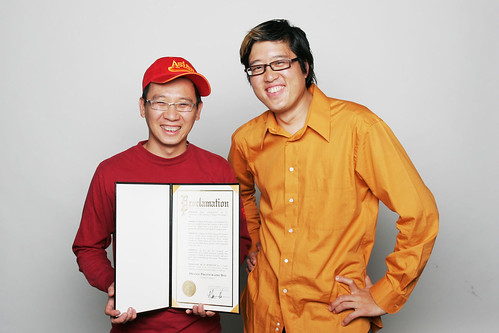 Today is really Orange Photography Day in San Francisco!
