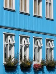 Reykjavik House (Iceland) - by Michel@