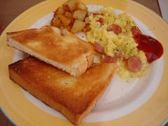 brunch-主餐-墨西哥Q腸炒蛋