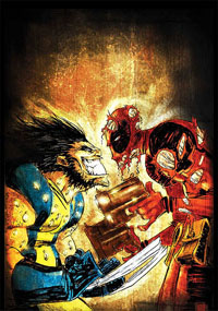 Cabel & Deadpool 44