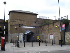 Picture of Bethnal Green Rail Station