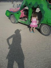 Burning Man 2007
