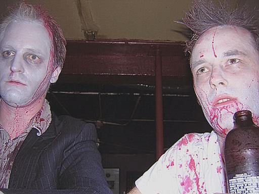 Zombie barflys