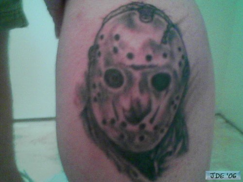 jason voorhees tattoos (46) this