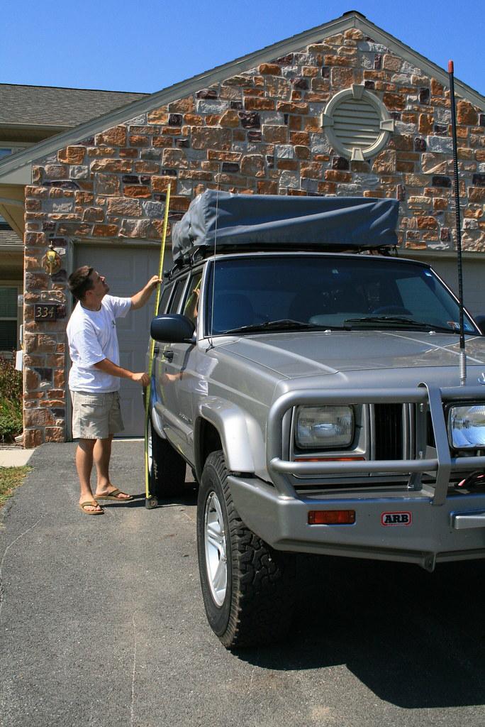 Arb Simpson Ii Rtt On Jeep Xj Pics Jeepforum Com