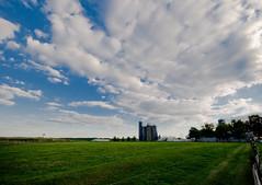 Dairy Farm (leesure) Tags: sky color deleteme10 farm sigma1020hsm leeshelly