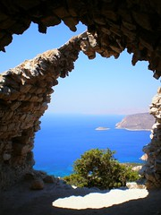 Monolithos - Rhodes, Greece (pantherinia_hd Anna A.) Tags: trip travel blue sea vacation seascape castle church landscape island mediterranean view stones aegean hellas loveit greece frame experimentation fortress rhodes middleages soe smrgsbord naturesfinest  blueribbonwinner monolithos   supershot 50faves  imagepoetry   flickrsbest 35faves naturesgallery abigfave shieldofexcellence aplusphoto ultimateshot diamondclassphotographer flickrdiamond megashot superhearts  ysplix excellentphotographerawards ilovemypic 75faves photofaceoffwinner  theperfectphotographer bachspicsgallery  goldstaraward  flickrestrellas grandemaregroup flickrlovers vanagram mygearandme