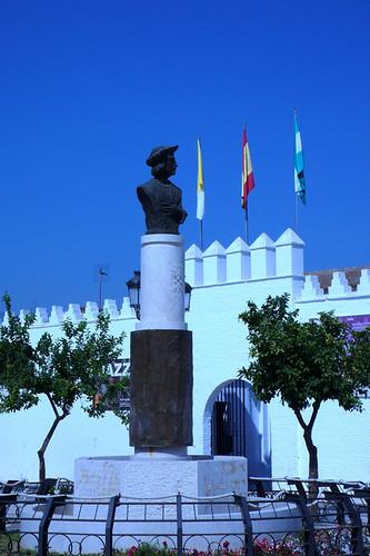 Cristóbal Colón y Moguer