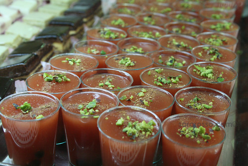 Gela di Melone cups