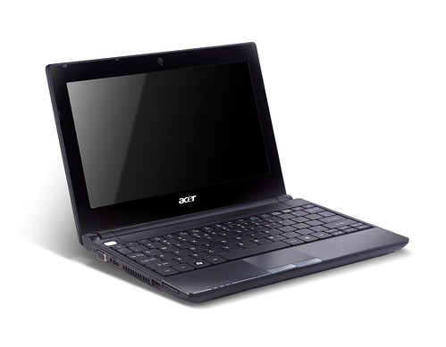 4599709692 562a91e5d9 Video & Fotos: Acer Aspire One 521 mit AMD CPU & ATI Grafik im Hands on