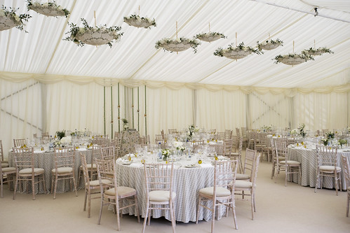 Marquee styled by Grace & Tailor
