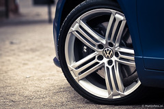 Volkswagen Scirocco R Detail (MartijnKoevoets) Tags: amsterdam volkswagen r ndsm scirocco rijtestennl martijnfotonl
