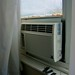 Window air conditioner in the suite