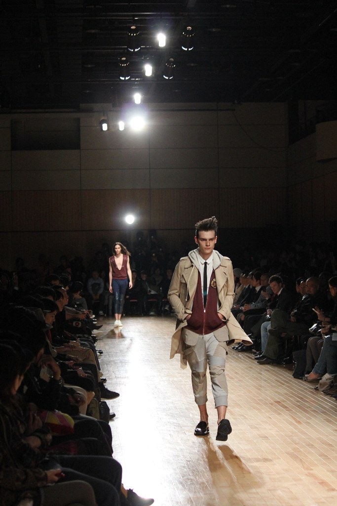 "ato Collection ""Japan Fashion Week in TOKYO 2010 (1)"