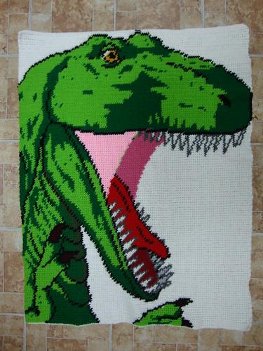 Dinosaur Comics Panel 2 T-Rex