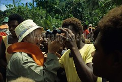 50000587 (wolfgangkaehler) Tags: people tourism binocular island native tourist binoculars oldwoman oceania solomonislands nativepeople nativegirl nativeman nativeboy nativewoman touristactivity nendoisland nendoislandsolomons nativeislander nendoislandsolomonislands