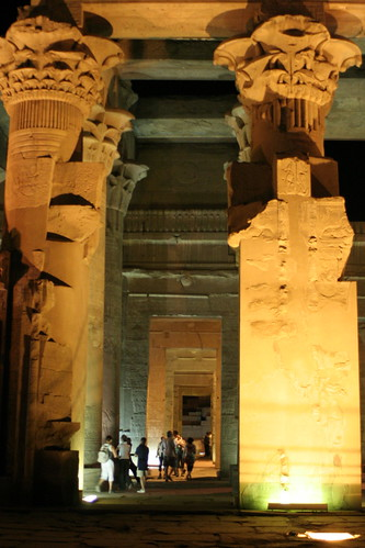 Templos egipcios y sus mitos