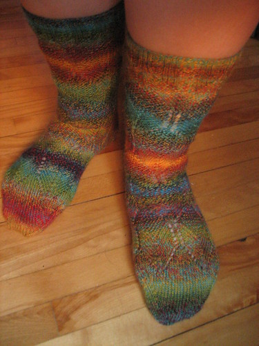 Socks for Grumpy