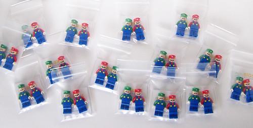 Mario & Luigi Packs