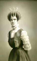 Amelia Queen of the Sea Monkeys circa 1879 (travis37a) Tags: queen seamonkeys amelia
