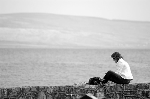 A quiet moment in Spiddal