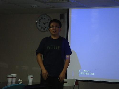 楊力州導演發表拍攝感言