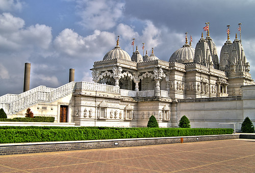 London  Swaminarayan Mandir