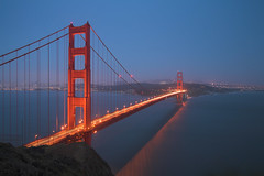 Golden Gate Sunset (jauderho) Tags: sanfrancisco california original usa topv111 canon topv555 topv333 5d 2007 1635mm jauderho superhearts jhoshow