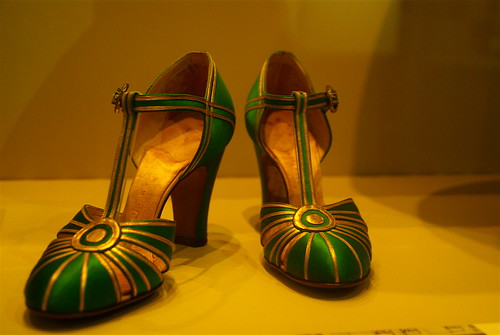1920s Inspired Shoes