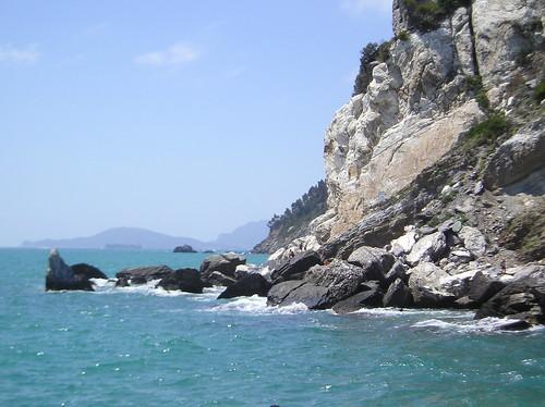 Punta Bianca - Montemarcello