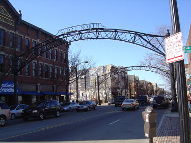 Short North gates