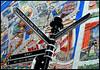 I'm going to... (Sartori Simone) Tags: street uk greatbritain england london geotagged europa europe strada soho londres carnabystreet londra thewall segnale inghilterra ilmuro ©allrightsreserved simonesartori
