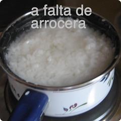 Cocer el arroz