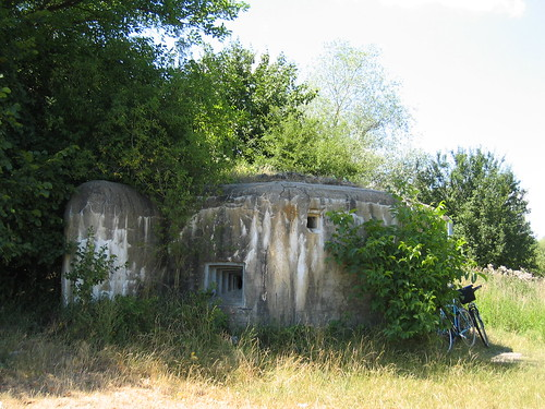 Iron Curtain bunker