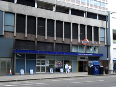 Picture of Lancaster Gate Station