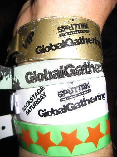 Wristbands ahoy