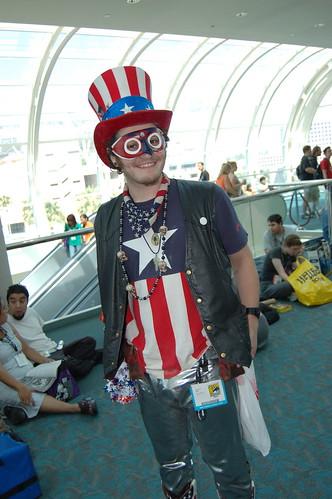 Comic Con 2007: American Pie