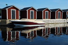 Bstad harbor - Sweden - Reflections (Tante Bluhme's) Tags: eye nature water reflections gold harbor boat skne sweden platinum bstad beautifulcapture abigfave flickrgold anawesomeshot impressedbeauty flickrplatinum irresistiblebeauty superbmasterpiece goldenphotographer diamondclassphotographer flickrdiamond citrit nikon40dx