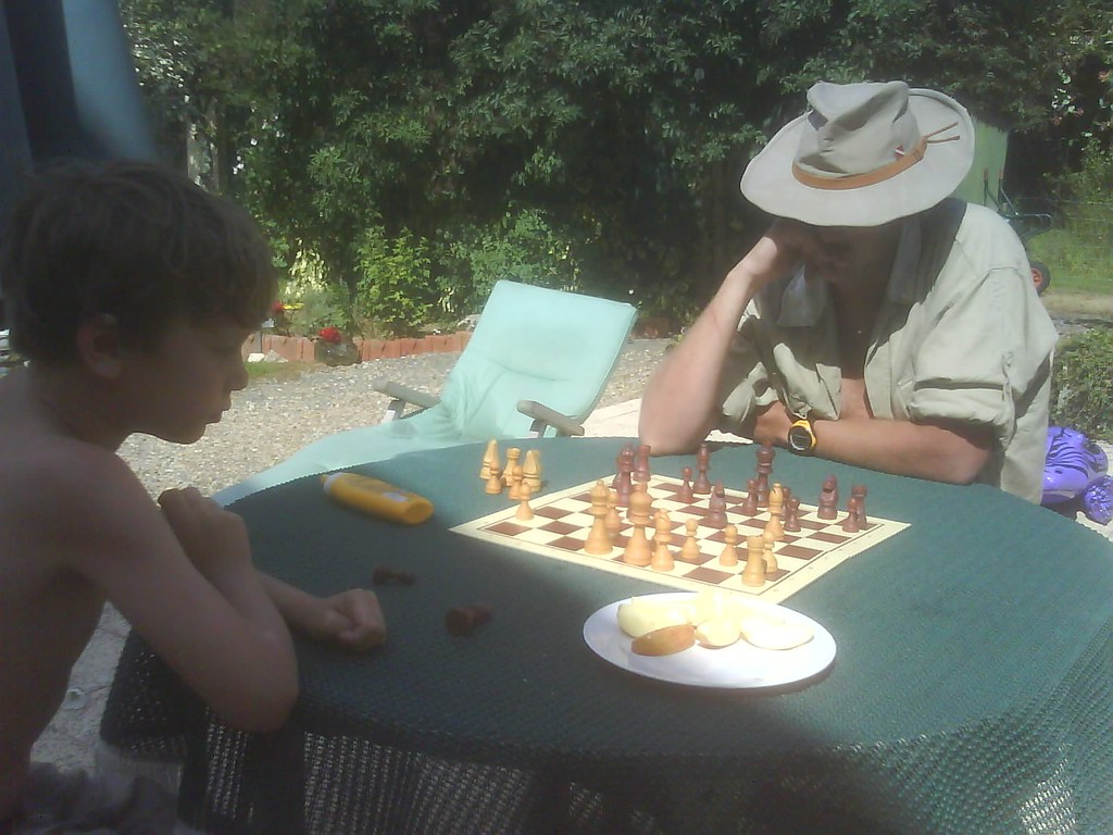 schaken