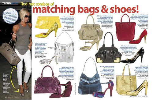 Life&Style - Bags and Pumps