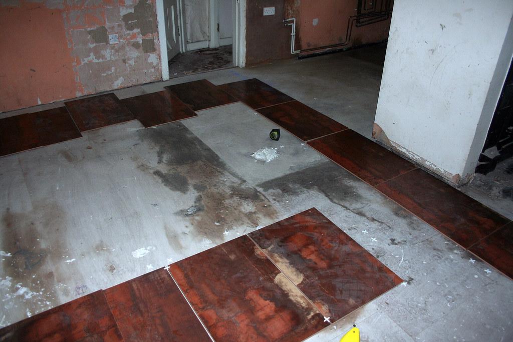 Kitchen Floor Tiles 2