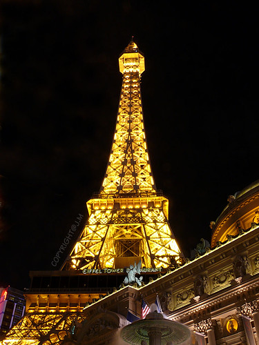 Paris, Las Vegas NV