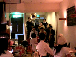 Real Brass live in HOFFMAN 06